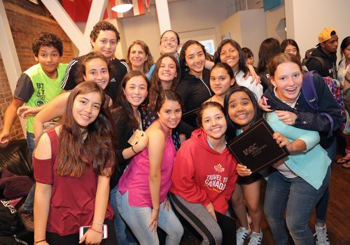 Internationale Klasse in unserer Summer School