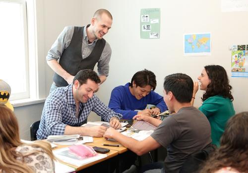 VGC Englischunterricht