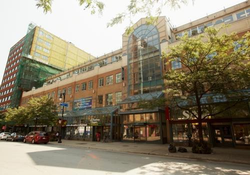 EC Montreal Gebäude