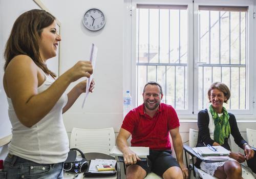 Spanisch lernen in Valencia: Hispania, Escuela de Español