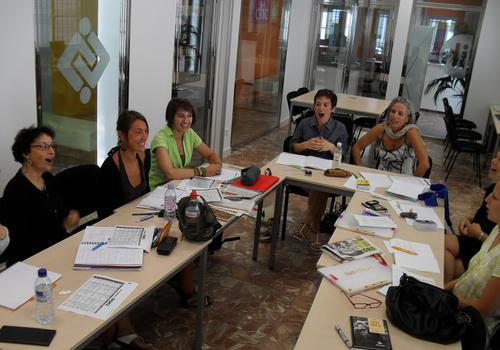 Spanischunterricht bei clic ih Cádiz