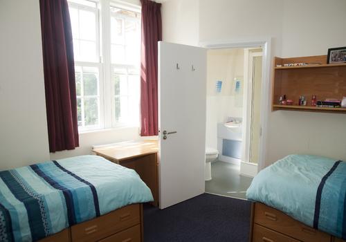 Bournemouth Collegiate School Räumlichkeiten