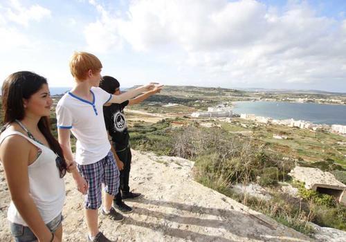 Erkundungstour auf Malta