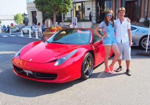 Aktivität: Besuch in Monaco