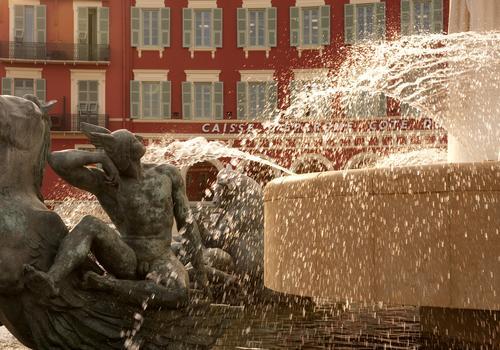 Nizza: Place Masséna