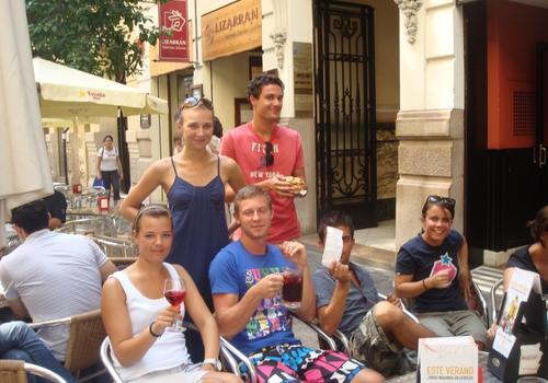 Unternehmungen: Hispania, escuela de español