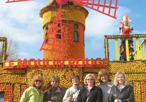 Spezieller Kurs: 50+ Ausflug nach Menton