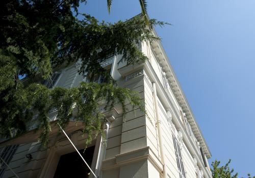 Sommercampus Schulgebäude