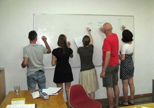 C2 Spanish language school