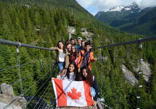 VGC Freizeitaktivitäten - Ausflug nach Squamish