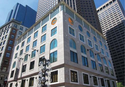 EC Boston Fassade
