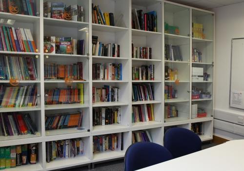EC Brighton Bibliothek