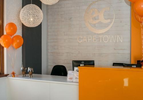 EC Kapstadt Empfang