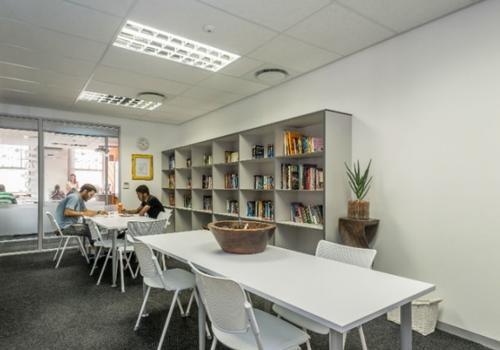EC Kapstadt Lernbereich