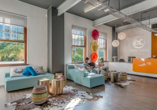 EC Kapstadt Lounge