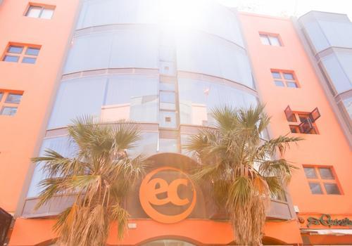 EC Malta Fassade