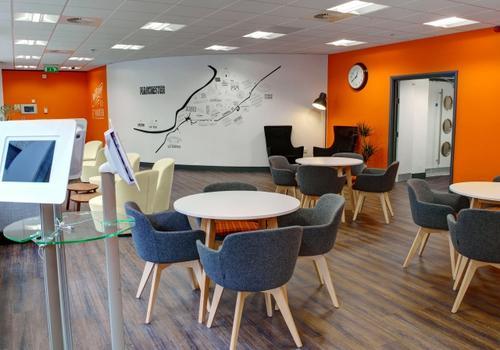 EC Manchester Lounge