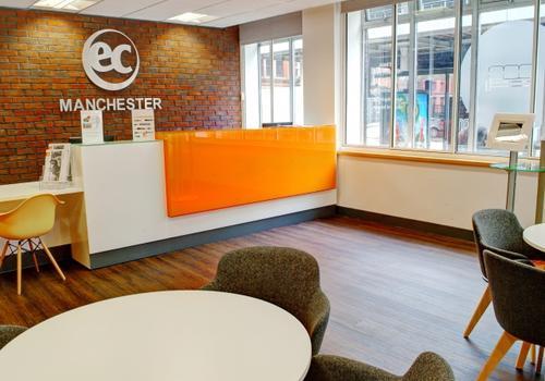 EC Manchester Empfang