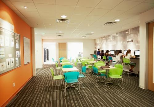 EC Miami Schüler Lounge