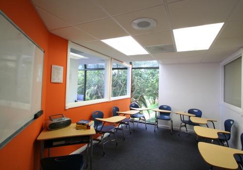 EC San Diego Klassenzimmer