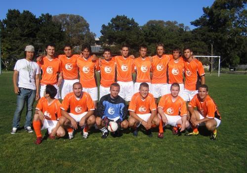 EC San Diego Fußballmannschaft