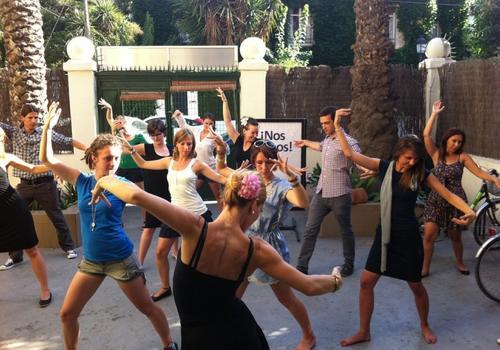 Flamencokurs: Hispania, Escuela de Español