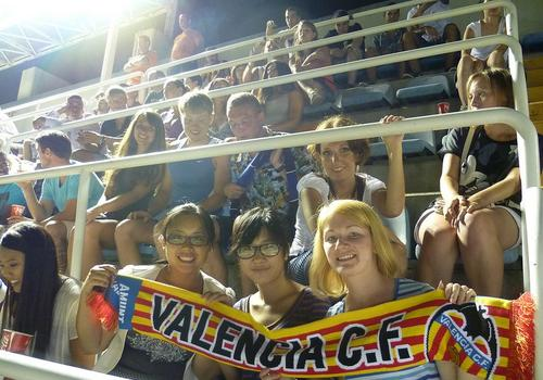 Fußballturnier: Hispania, Escuela de Español