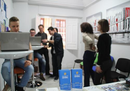 Spanischschule Academia Contacto in Granada