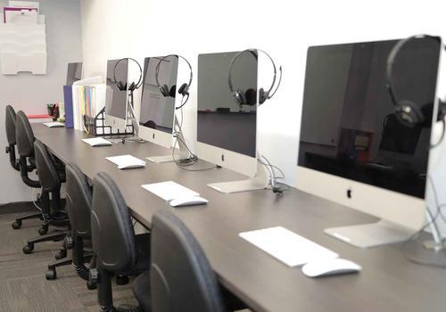 VGC TOEFL and Multimedia Computer Lab - modern facilities