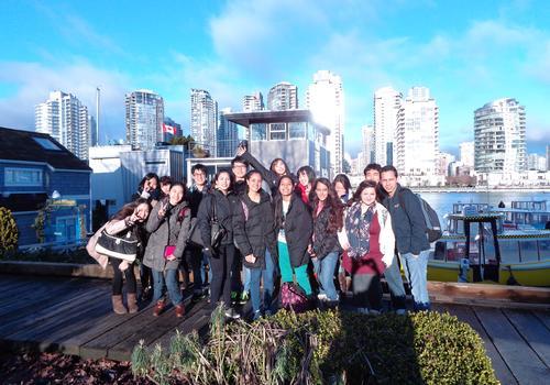 iTTTi Vancouver- Ausflug nach Granville Island