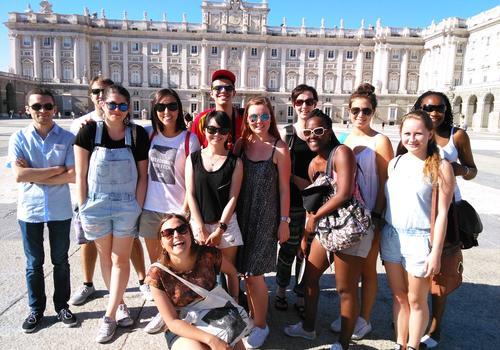 Spanischklasse bei Academia Contacto Madrid