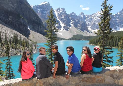 VGC Freizeitaktivitäten - Trip in die Rocky Mountains