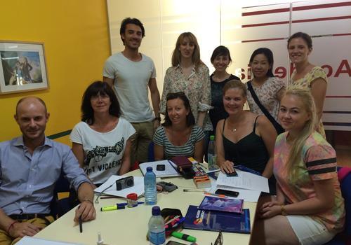 Spanisch lernen bei Academia Contacto