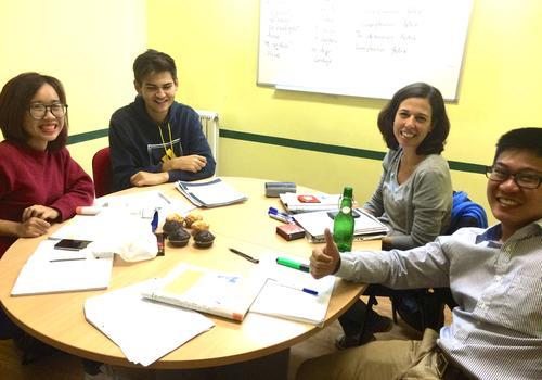 Spanischunterricht bei Academia Contacto