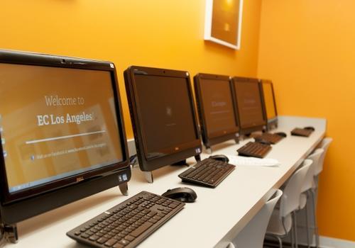 EC LA - Computerbereich