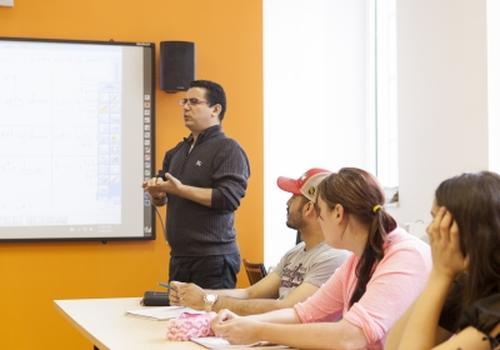 EC Montreal Unterricht