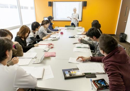 EC Montreal Sprachschüler