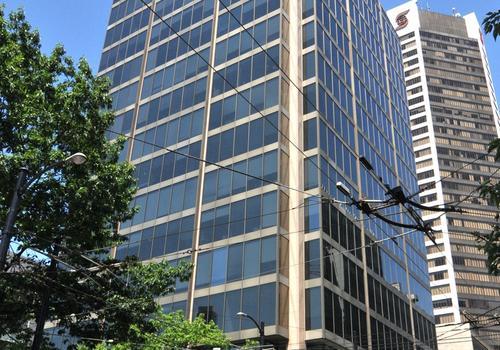 iTTTi Vancouver befindet sich im 3. Stock