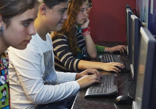 Southbourne Sprachschule Internetcafé