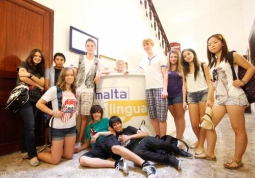 Englisch Sprachschule - Schülerprogramm