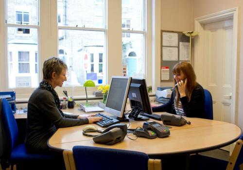 Büro Schule