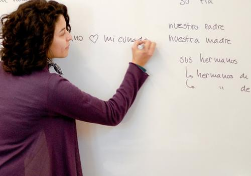 Expanish teachers