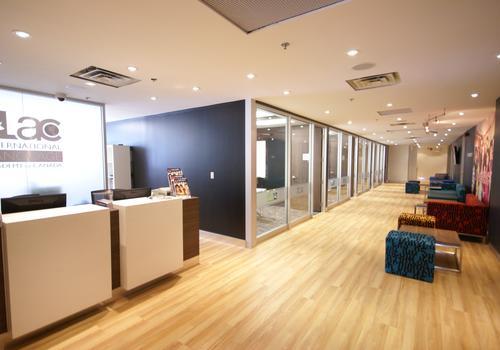 ILAC Toronto Campus Advanced Building