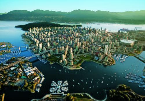 Vancouver - Eine der atemberaubendsten Städte der Welt