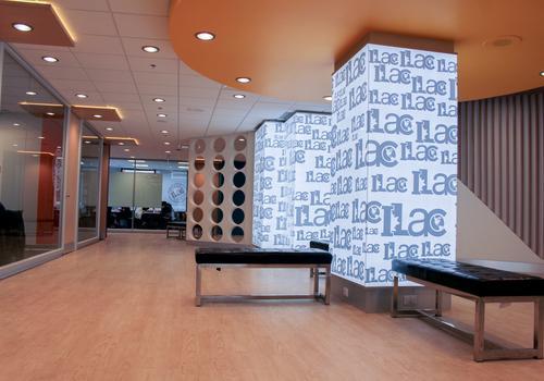 ILAC Vancouver Campus Flur